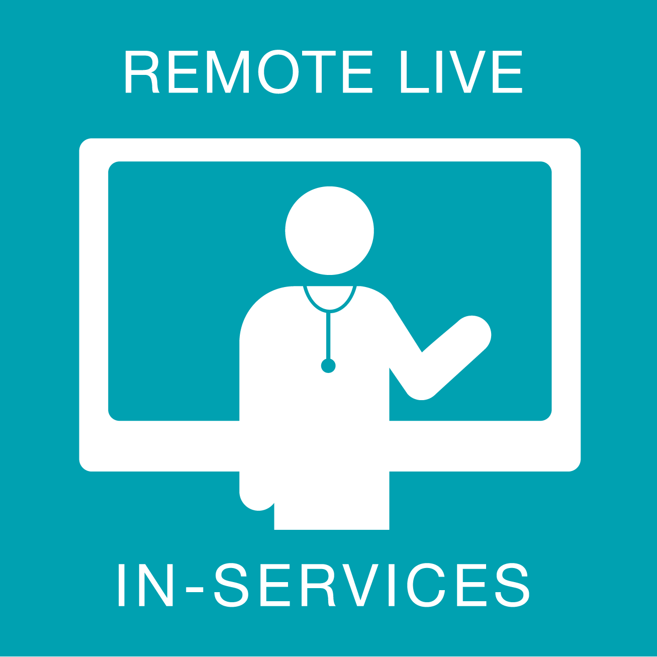 ceu events remote live inservices